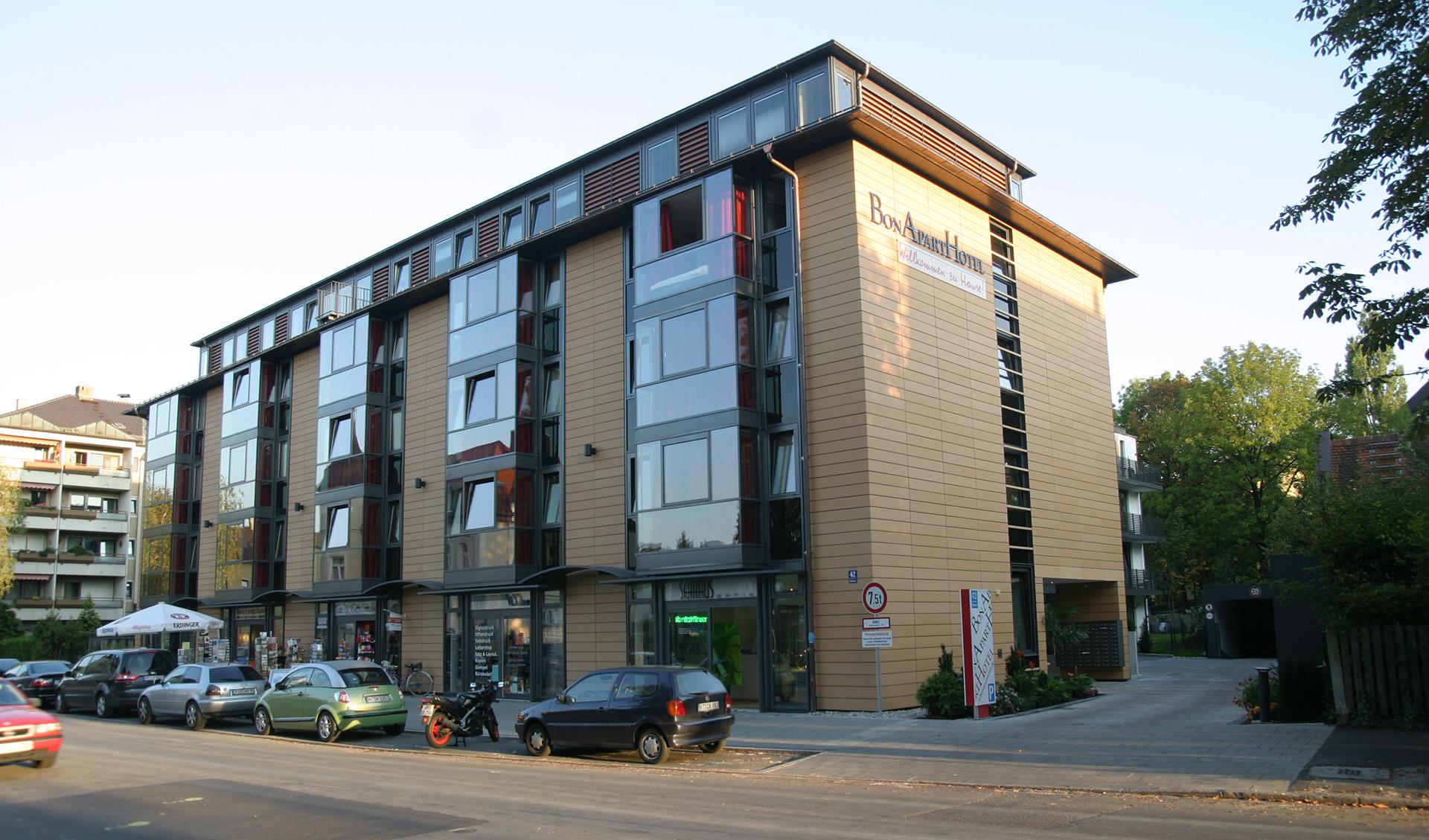 Bon Apart Hotel GmbH